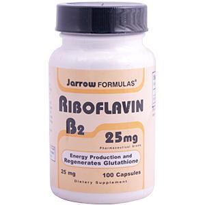 riboflavin found